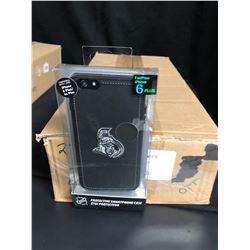 NHL PROTECTIVE iPHONE CASE (SENS) COMPATIBLE W/ iPHONE P PLUS/ 6s PLUS (25 CASES PER BOX)