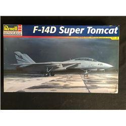 REVELL MONOGRAM F-14D SUPER TOMCAT 1:48 SCALE UNASSEMBLED MODEL KIT