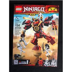 LEGO Ninjago Legacy The Samurai Mech 70665