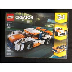 LEGO Creator - Sunset Track Racer 31089