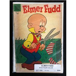 ELMER FUDD #725 FOUR COLOR (DELL COMICS) 1956
