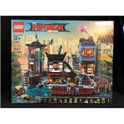 Lego Ninjago City Docks Building Kit 70657