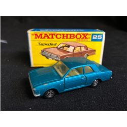 Matchbox Series  Lesney #25 Ford Cortina
