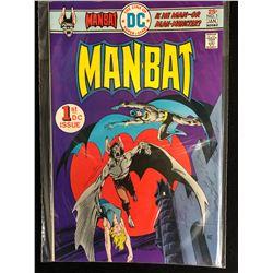 MANBAT #1 (DC COMICS) 1975
