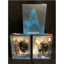 Star Trek Model Figures Lot