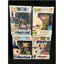 FUNKO POP! VINYL FIGURES LOT