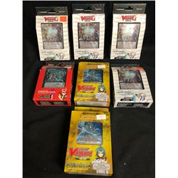 VANGUARD TRIAL DECKS LOT