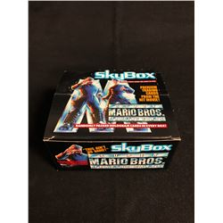 (SKYBOX) SUPER MARIO BROS. TRADING CARDS HOBBY BOX