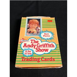 THE ANDY GRIFFITH TRADING CARDS HOBBY BOX (3RD SERIES)