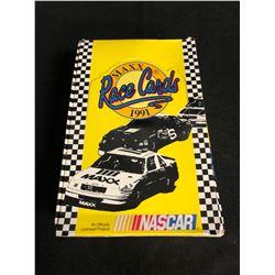 1991 MAXX RACE CARDS HOBBY BOX