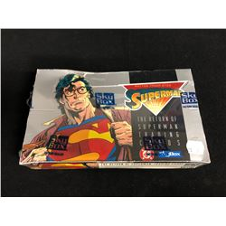 (SKYBOX) THE RETURN OF SUPERMAN TRADING CARDS HOBBY BOX