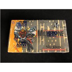 (SKYBOX) MILESTONE TRADING CARDS HOBBY BOX