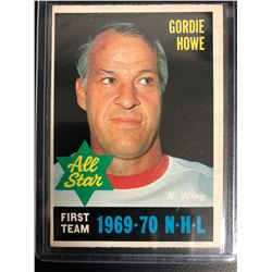 1970-71 O-Pee-Chee #238 Gordie Howe All-Star