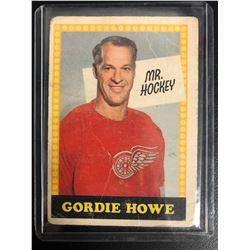 1969-70 OPC #193 Gordie Howe