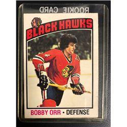 1976 O-PEE-CHEE #213 BOBBY ORR
