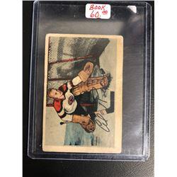 """1952-53 PARKHURST #31 ELWIN """"AL"""" ROLLINS"""