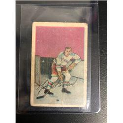 1952-53 Parkhurst #97 John Stoddard RC