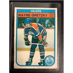 1982 O-PEE-CHEE #106 WAYNE GRETZKY