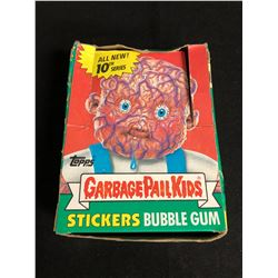 (TOPPS) GARBAGE PAIL KIDS STICKERS/ BUBBLE GUM HOBBY BOX