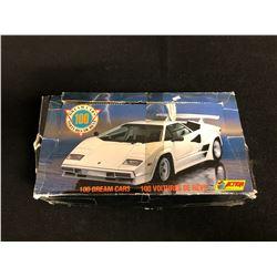 (ACTION) 100 DREAM CARS HOBBY BOX