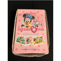 MINNIE 'N ME COLLECTOR CARDS HOBBY BOX