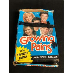 (TOPPS) GROWING PAINS CARDS/ STICKERS/ BUBBLE GUM HOBBY BOX