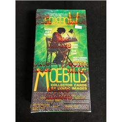 MOEBIUS COLLECTOR CARDS HOBBY BOX (BY COMIC IMAGES)