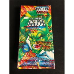 (COMIC IMAGES) THE SAVAGE DRAGON TRADING CARDS HOBBY BOX