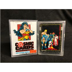 DC COMICS COLLECTOR TRADING CARDS LOT