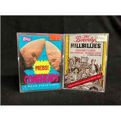 COLLECTOR TRADING CARDS LOT (CONEHEADS/ THE BEVERLEY HILLBILLIES)