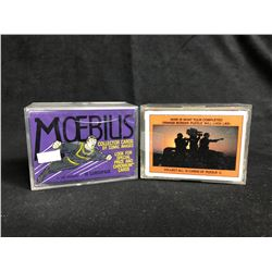 COLLECTOR TRADING CARDS LOT (MOEBIUS...)