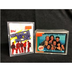 COLLECTOR TRADING CARDS LOT (NEW KIDS ON THE BLOCK/ BEVERLEY HILLS 90210)