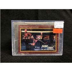 1991 STAR TREK SERIES #1 & 2 TRADING CARDS