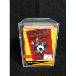 SUPER STARS TRADING CARD SET