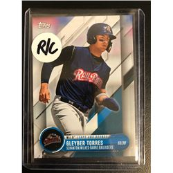 2018 Topps Pro Debut MLB Leaps and Bounds #LB-GT Gleyber Torres