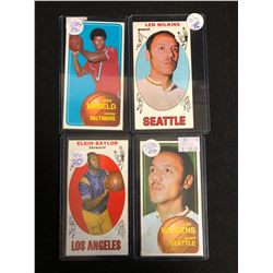 1971-72 BASKETBALL CARD LOT