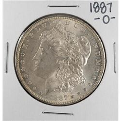1887-O $1 Morgan Silver Dollar Coin