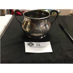 "Vintage Norddeutsher Lloyd Bremen Line Toasting Cup 5.5"" w x 3""H"