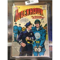 "DC Comics  Blackhawk. In Plastic Bag on White Board No. 194 "" The Outlaw Blackhawk"""