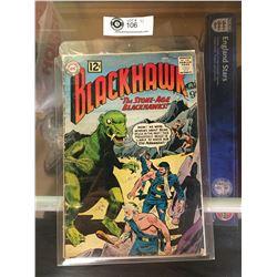 "DC Comics  Blackhawk. In Plastic Bag on White Board No. 176"" The Stone Age Blackhawks"""