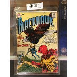 "DC Comics  Blackhawk. In Plastic Bag on White Board No. 150"" The Return of King Condor"""