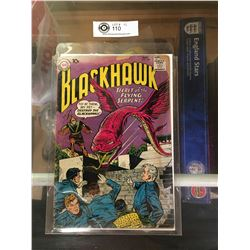 "DC Comics  Blackhawk. In Plastic Bag on White Board No. 148 "" Secret of the Flying Serpent"""