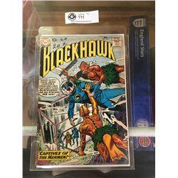 "DC Comics  Blackhawk. In Plastic Bag on White Board No. 145 "" Captives of the Mermen"""