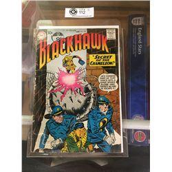 "DC Comics  Blackhawk. In Plastic Bag on White Board No. 144 ""Secret of The Cameleon"""