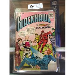"DC Comics  Blackhawk. In Plastic Bag on White Board No. 131  ""The Rainbow Blackhawks"""