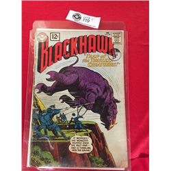 "DC Comics  Blackhawk. In Plastic Bag on White Board No. 169 ""Trap of The Timeless Creatures"""