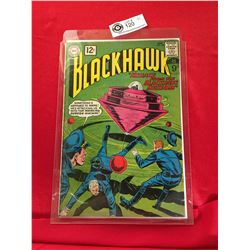 "DC Comics  Blackhawk. In Plastic Bag on White Board No. 168 ""Menace From The Blackhawk Museum"""
