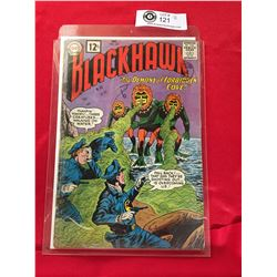 "DC Comics  Blackhawk. In Plastic Bag on White Board No. 167 ""The Demons Of The Forbidden Cave"""