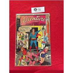 DC Adventure Comics Featuring Superboy and The Legion of Superheros No. 352 In Plastic Bag on White