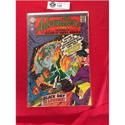 DC Adventure Comics Featuring Superboy and The Legion of Superheros No. 363 In Plastic Bag on White